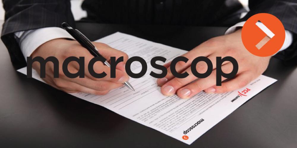 Macroscop VMS Yazılımı